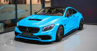 Mercedes Benz S 500 Widebody Z Performance 310x165 M&D exclusive cardesign BMW M8 Competition (F92)