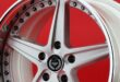 Nordschleife Wheel Hub Cover Emblem Pic03 110x75 Nordschleife® hub cover emblems for many aluminum wheels!