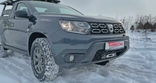 Offroad Tuning Taubenreuther Dacia Duster Pickup 1 310x165 Offroad Tuning: Taubenreuther Dacia Duster Pickup!