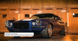 Restomod 1970 Chevrolet Camaro mit LT4 V8 4 310x165 Video: Restomod 1970 Chevrolet Camaro mit LT4 V8!