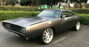 Restomod 1970 Dodge Charger mit V8 Triebwerk 1 310x165 Video: Restomod 1970 Dodge Charger mit V8 Triebwerk!