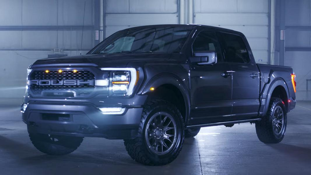 Roush F 150 als Widebody 2021 2 Fettes Ding: 2021 Roush F 150 als Widebody Ungetüm!