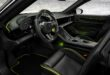 Sporty TECHART interior program for the Porsche Taycan.