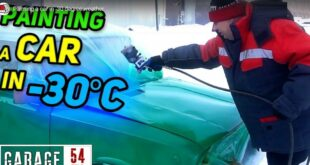 TemperaturLackierung Tuning Header 310x165 Video: Temperature painting with a difference Project 30 degrees!