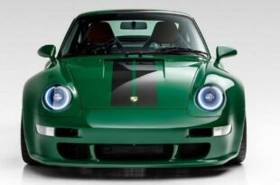 The Irish Green Commission Porsche 911 999 Gunther Werks 310x205 Porsche 911 (993) from Gunther Werks in Irish Green!