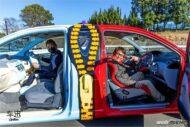 Toyota Vit2 Doppelauto 4 190x127 Ein Vitz kommt selten allein   Toyota Vit2 mit zwei Köpfen