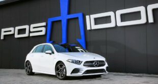 Tuning POSAIDON A 35 RS 400 Mercedes Benz W177 2 310x165 400 PS im POSAIDON Mercedes Benz A 35 als RS 400!