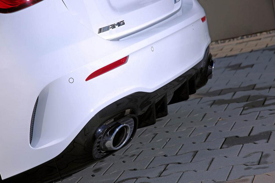 Tuning POSAIDON A 35 RS 400 Mercedes Benz W177 3 400 PS im POSAIDON Mercedes Benz A 35 als RS 400!