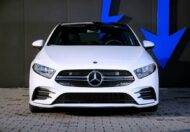 Tuning POSAIDON A 35 RS 400 Mercedes Benz W177 9 190x132 400 PS im POSAIDON Mercedes Benz A 35 als RS 400!