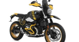 Wunderlich's species protection BMW R nineT Urban GS 4 310x165 Current fine regulations for motorcyclists 2021