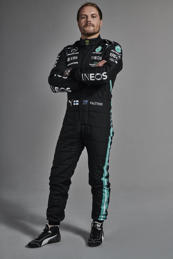w12launchvaltteri 1 Rennwagen vom Mercedes AMG Petronas F1 Team: W12 (2021)