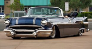 1956 pontiac the chief restomod tuning 2 310x165 1956er Pontiac The Chief mit LS Kompressor V8!