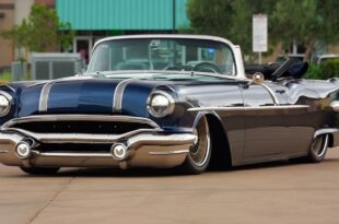 1956 pontiac the chief restomod tuning 2 310x205 1956er Pontiac The Chief mit LS Kompressor V8!