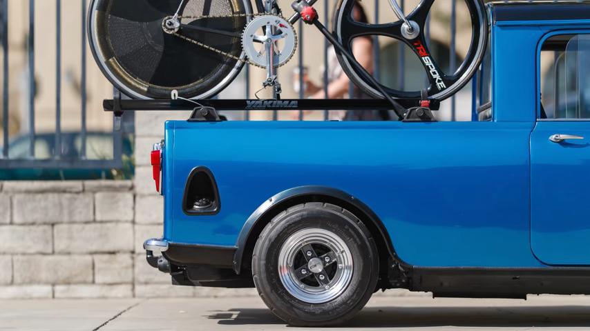 1962 Austin Mini Pickup mit etwas JDM Tuning 15 Video: 1962 Austin Mini Pickup mit etwas JDM Tuning!