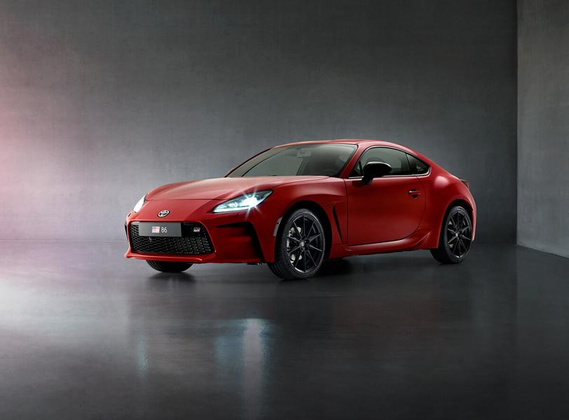 2021 Toyota GR 86 Coupe Tuning 4 Offizielle Weltpremiere vom neuen Toyota GR 86 Coupe!