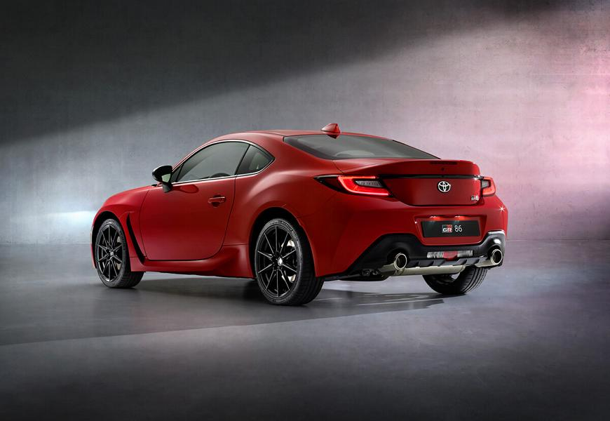 2021 Toyota GR 86 Coupe Tuning 5 Offizielle Weltpremiere vom neuen Toyota GR 86 Coupe!