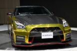 2022 Nissan GT R Nismo Special Edition 23 155x103 2022 Nissan GT R Nismo Special Edition mit Carbonhaube!