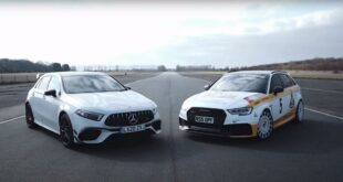Audi RS3 vs. Mercedes AMG A45 S 2 310x165 Video: 537 PS Audi RS3 vs. 506 PS Mercedes AMG A45 S!