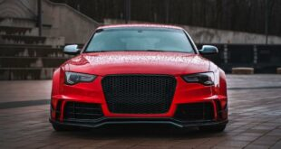 Audi S5 Sportback Widebody Kit SR66 Design Tuning A5 Header 310x165 Audi S5 Sportback mit Widebody Kit von SR66 Design!