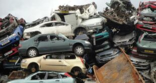 Car scrap dispose of Expiry costs 310x165 What household remedies you can use to clean aluminum rims!