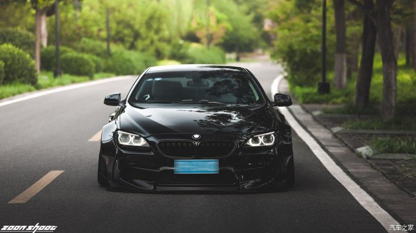 BMW 640i Coupe F13 Knight Dream Widebody MB Design 19 BMW 640i Coupé (F13) Knight Dream mit Extrem Widebody Kit!