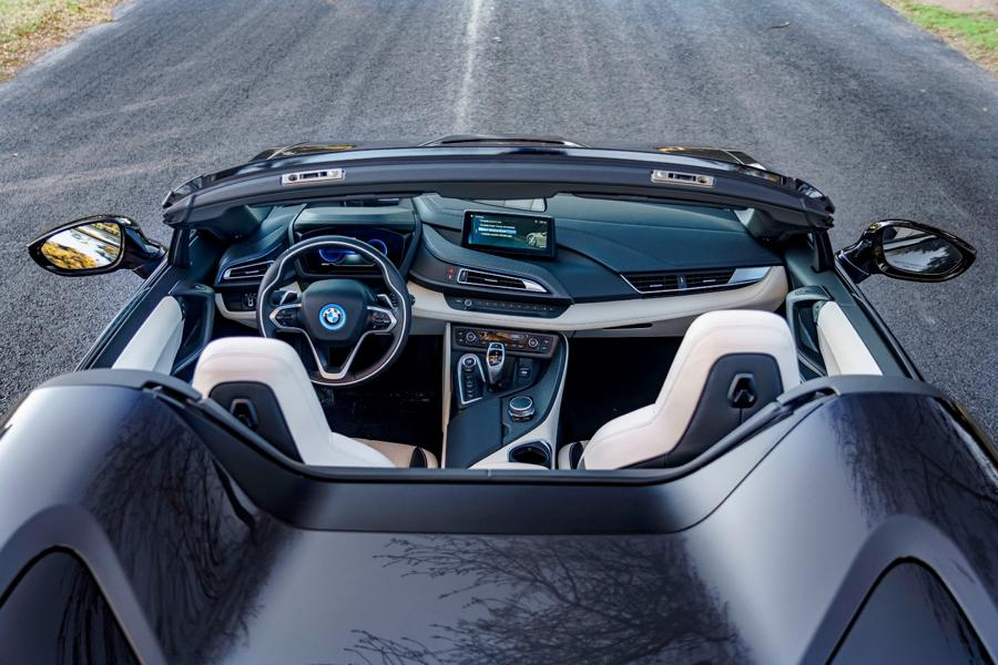 BMW i8 Roadster Bespoke Carbon Edition 15 Tuning Hybridsportler   BMW i8 Roadster Bespoke Carbon Edition