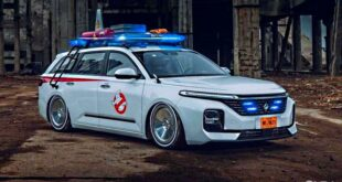 Baojun Valli Ghostbusters Design Header 310x165 Dongfeng Aeolus Yixuan MAX with fat OEM body kit