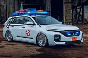 Baojun Valli Ghostbusters Design Header 310x205 Hollywood auf Chinesisch: Baojun Valli im Ghostbusters Design!