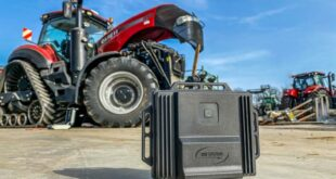 Case IH Magnum 340 CVX with PowerControl DX 310x165 Revolutionär: Effizientere Produktivität durch Traktor Tuning