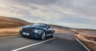 Continental GT Speed Convertible 1 310x165 Premiere: 650 PS Bentley Continental GT Speed Cabriolet!