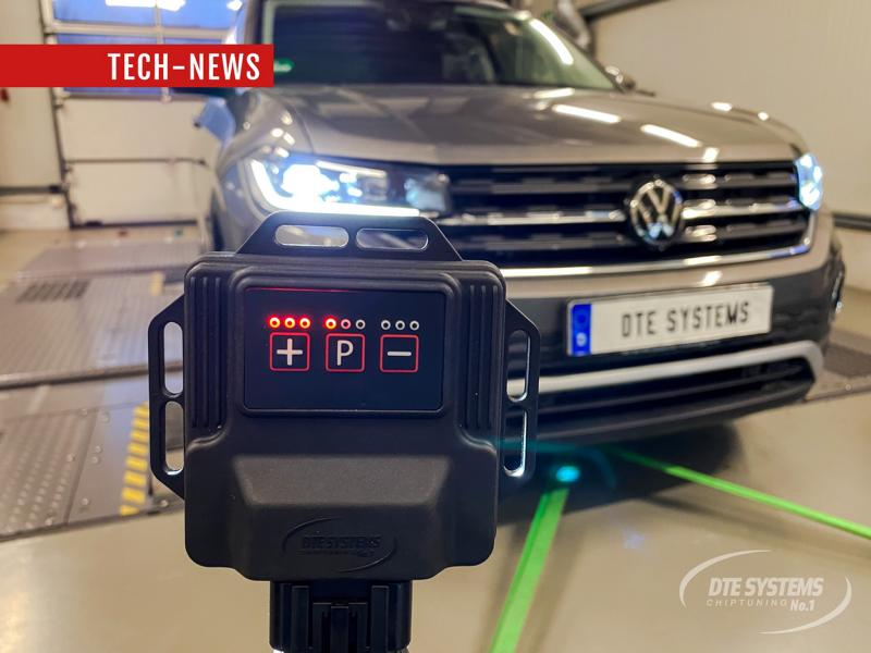 DTE Systems Chiptuning VW T Cross 1.0 TSI 1 1 DTE Systems Chiptuning am kleinen VW T Cross 1.0 TSI!