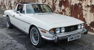 Electrogenic TRIUMPH STAG 1 310x165 Tuning classic: +700 PS V12 in the BMW X5 Le Mans!