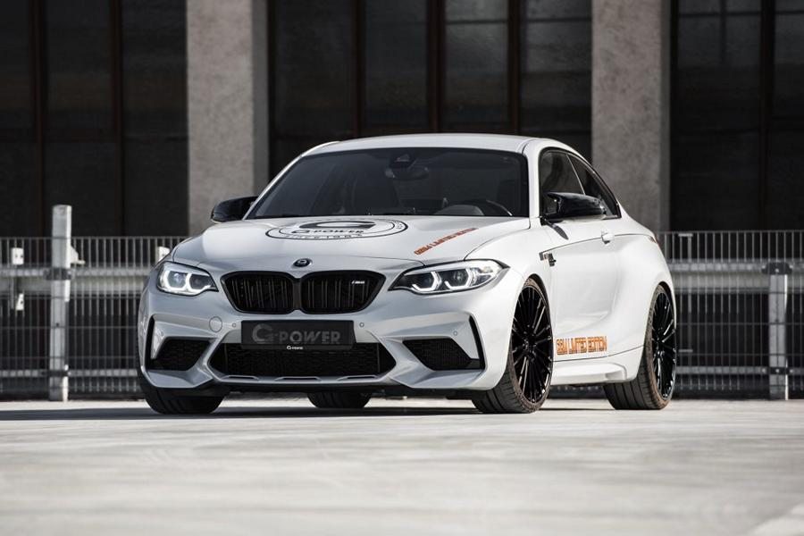 F87 G Power G2M Limited Edition BMW M2 Tuning 6 Streng limitiert: G Power BMW G2M Coupe mit 550 PS!