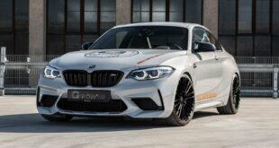 F87 G Power G2M Limited Edition BMW M2 Tuning Header 310x165 Streng limitiert: G Power BMW G2M Coupe mit 550 PS!