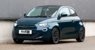Fiat 500e Sport Springs Front 310x165 Cars and Pop Culture: Car brands that have become part of popular culture