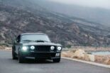 "Ford Mustang The Black Death Restomod Tuning 22 155x103 Monster Mustang: ""The Black Death"" Restomod mit 800 PS!"