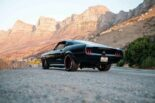 "Ford Mustang The Black Death Restomod Tuning 8 155x103 Monster Mustang: ""The Black Death"" Restomod mit 800 PS!"