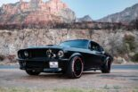 "Ford Mustang The Black Death Restomod Tuning 9 155x103 Monster Mustang: ""The Black Death"" Restomod mit 800 PS!"