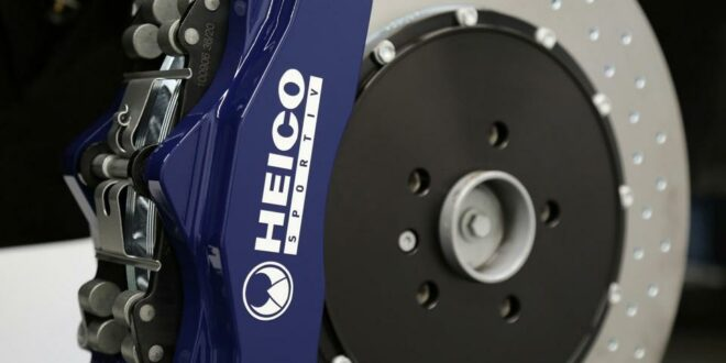 Heico Sportiv 6-Kolben-Sportbremse für Volvo Modelle!