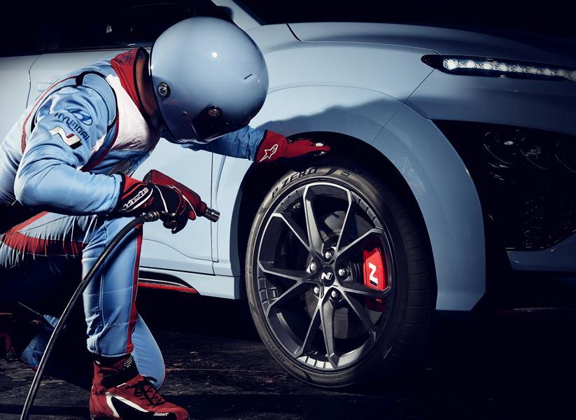 Hyundai KONA N Tuning 2021 9 Schneller Neuzugang im SUV Portfolio: Hyundai KONA N!