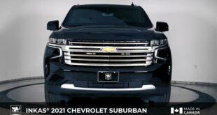 Inkas 2021 Chevrolet Suburban mit BR6 Panzerung 2 310x165 Video: Inkas 2021 Chevrolet Suburban mit BR6 Panzerung!