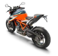 KTM 1290 SUPER DUKE RR rear left 190x181 Streng limitiert: die KTM 1290 Super Duke RR ist da!