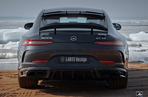 Larte Design Winner Bodykit Mercedes Benz AMG GT 43 GT 53 14 1 e1618978862608 Larte Design: Winner Bodykit am Mercedes Benz AMG GT!