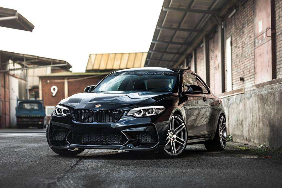 MANHART Performance MH2 500 BMW M2 Competition 1 Limitierter Power Zweier: MANHART Performance MH2 500!