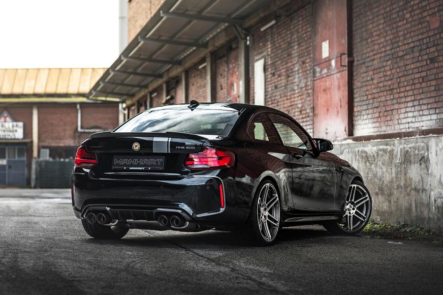 MANHART Performance MH2 500 BMW M2 Competition 11 Limitierter Power Zweier: MANHART Performance MH2 500!