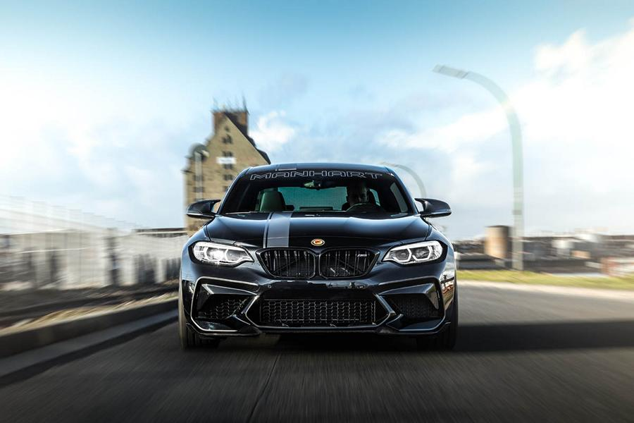 MANHART Performance MH2 500 BMW M2 Competition 3 Limitierter Power Zweier: MANHART Performance MH2 500!