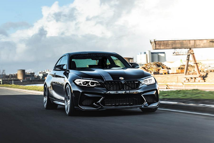 MANHART Performance MH2 500 BMW M2 Competition 4 Limitierter Power Zweier: MANHART Performance MH2 500!
