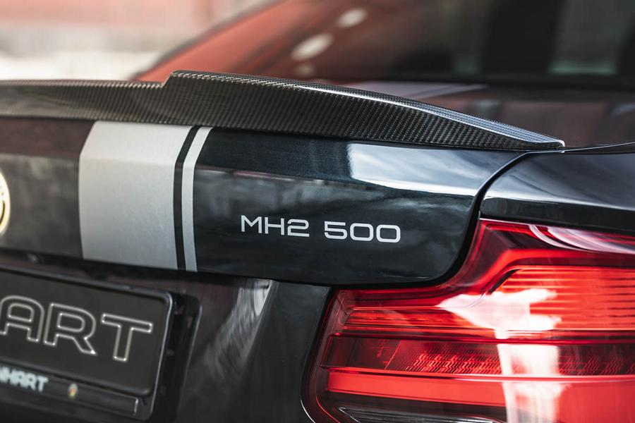 MANHART Performance MH2 500 BMW M2 Competition 9 Limitierter Power Zweier: MANHART Performance MH2 500!