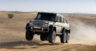 Mercedes Benz G 63 AMG 6x6 W463 38 310x165 Video: Offroad Umbau auf Basis des Audi RS4 Avant (B5)