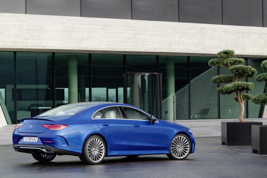 Mercedes CLS C257 2021 Facelift Tuning 11 Neues AMG Sondermodell & Lifting: Mercedes CLS (2021)!